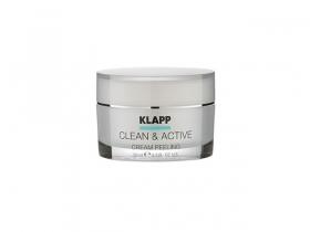 CLEAN & ACTIVE Cream Peeling 50ml