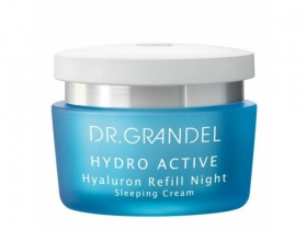 Hydro Active Hyaluron Refill Night Cre..