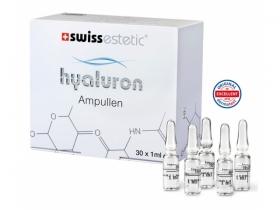 Hyaluron Ampullen 30x1ml swissestetic