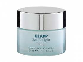 Sea Delight Day&Night Mousse 50ml